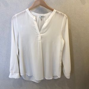 Off White Joie Blouse